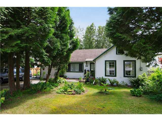 Main Photo: 22274 117TH Avenue in Maple Ridge: West Central House for sale : MLS®# V1038607