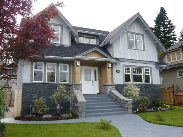 Main Photo: 1136 DEVONSHIRE Crescent in Vancouver: Shaughnessy House for sale (Vancouver West)  : MLS®# V1061169