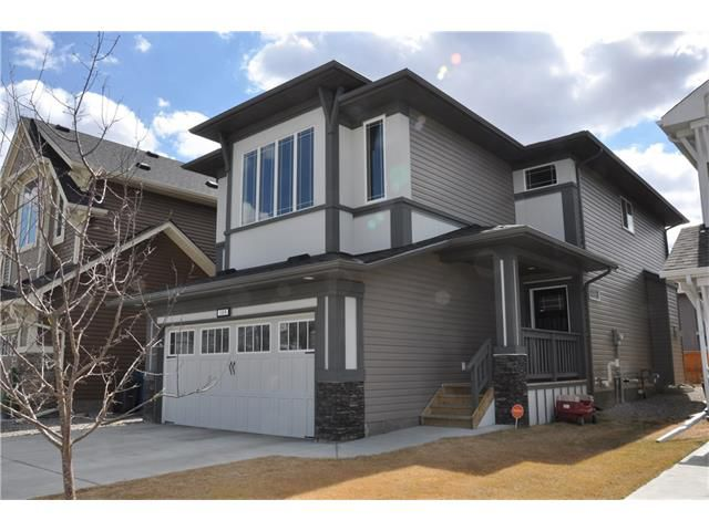 Main Photo: 109 HEARTLAND Way: Cochrane House for sale : MLS®# C4044449