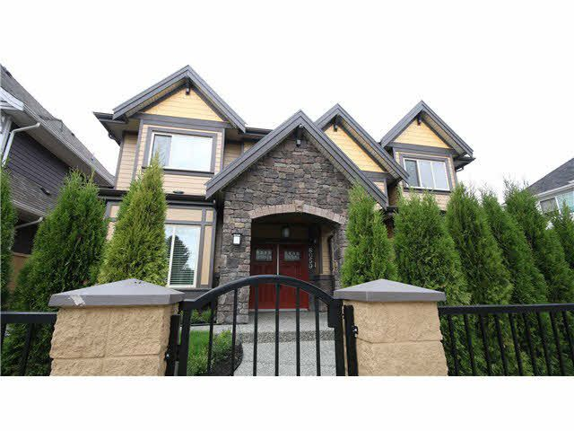 Main Photo: 8059 GILBERT Road in Richmond: Woodwards House for sale : MLS®# R2063221