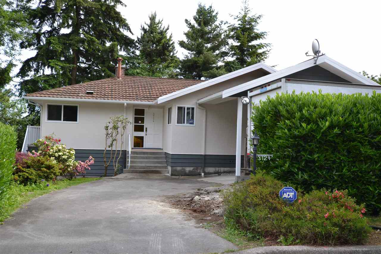 Main Photo: 3724 BANTING Place in Burnaby: Suncrest House for sale (Burnaby South)  : MLS®# R2071737