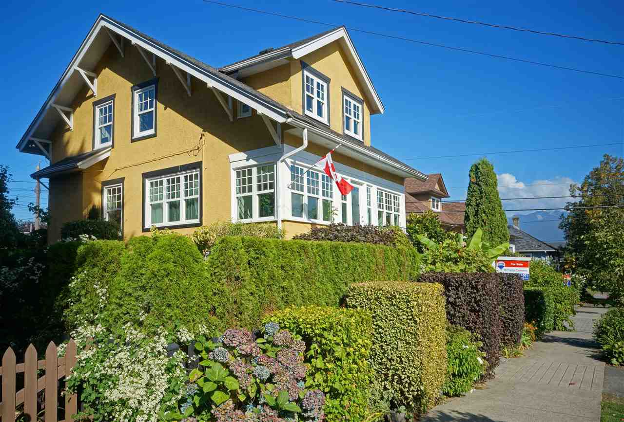 Main Photo: 833 SEMLIN Drive in Vancouver: Hastings House for sale (Vancouver East)  : MLS®# R2107801