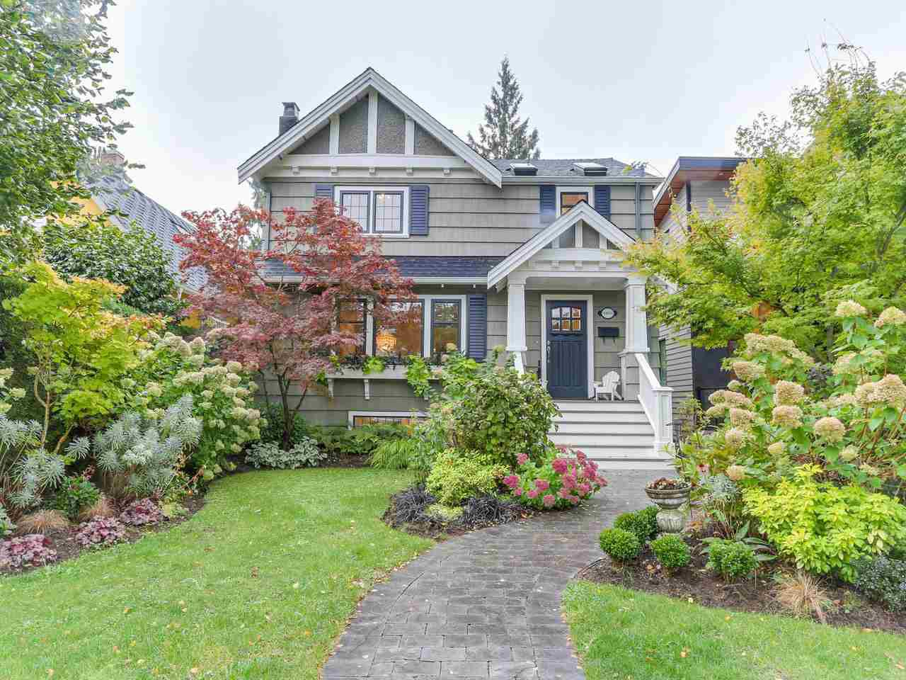 Main Photo: 4058 W 31ST Avenue in Vancouver: Dunbar House for sale (Vancouver West)  : MLS®# R2112019