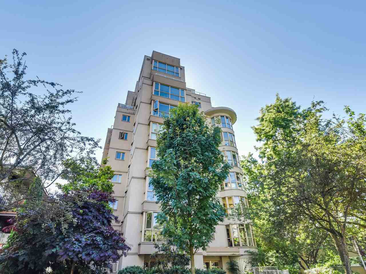 """Main Photo: 302 1290 BURNABY Street in Vancouver: West End VW Condo for sale in """"The Bellevue"""" (Vancouver West)  : MLS®# R2187984"""