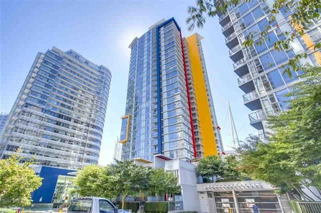 """Main Photo: 2603 111 W GEORGIA Street in Vancouver: Downtown VW Condo for sale in """"SPECTRUM 1"""" (Vancouver West)  : MLS®# R2237013"""