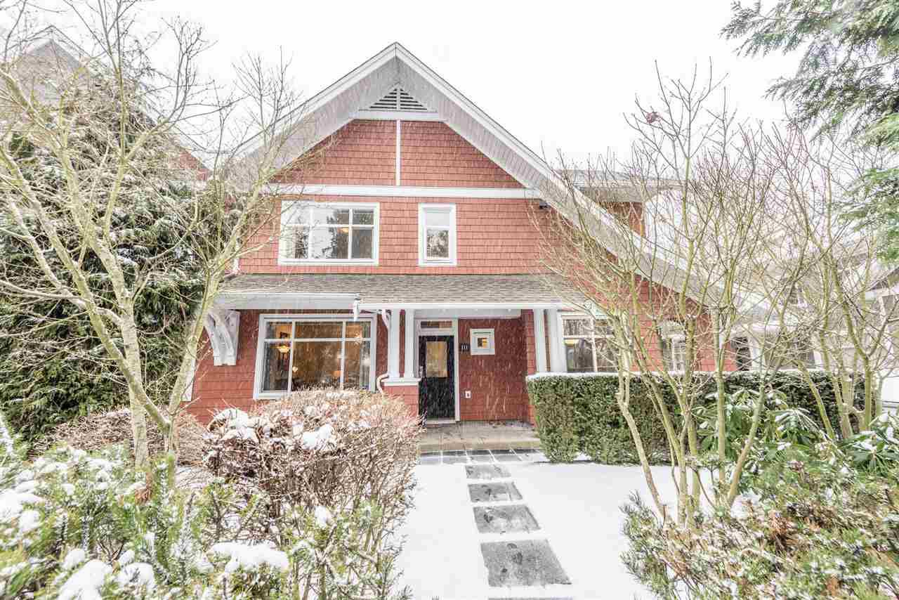 """Main Photo: 111 6878 SOUTHPOINT Drive in Burnaby: South Slope Townhouse for sale in """"Cortina"""" (Burnaby South)  : MLS®# R2242042"""