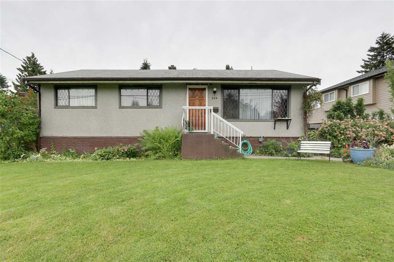 Main Photo: 744 MILLER Avenue in Coquitlam: Coquitlam West House for sale : MLS®# R2278695