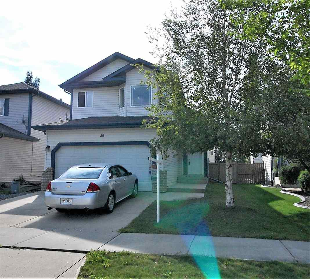 Main Photo: 56 BONIN Crescent: Beaumont House for sale : MLS®# E4123881