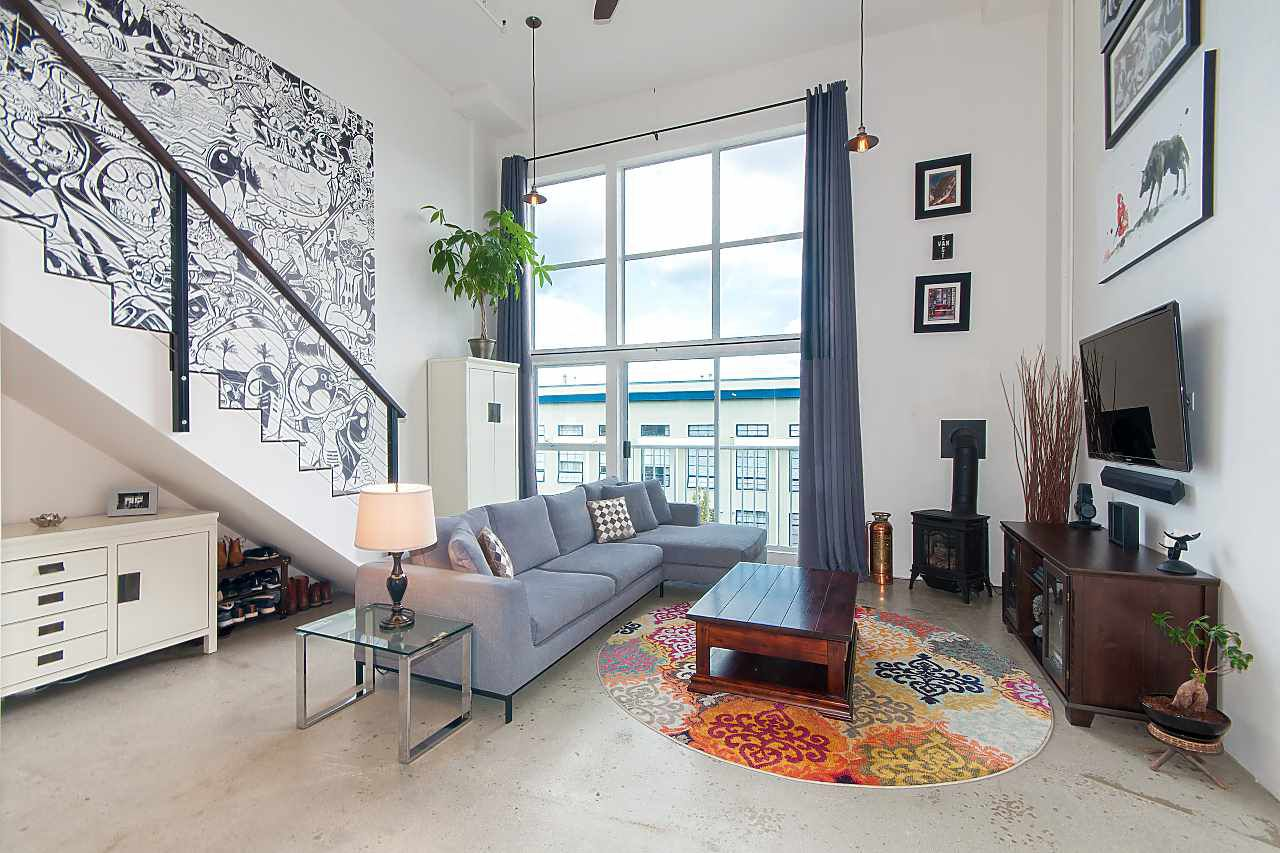 """Main Photo: 404 228 E 4TH Avenue in Vancouver: Mount Pleasant VE Condo for sale in """"THE WATERSHED"""" (Vancouver East)  : MLS®# R2303905"""