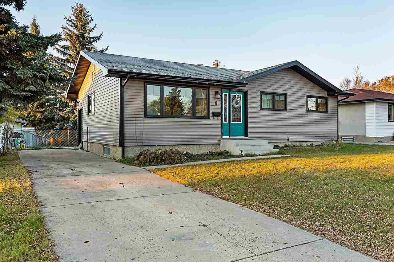 Main Photo: 8 FLAMINGO Drive: Sherwood Park House for sale : MLS®# E4131893