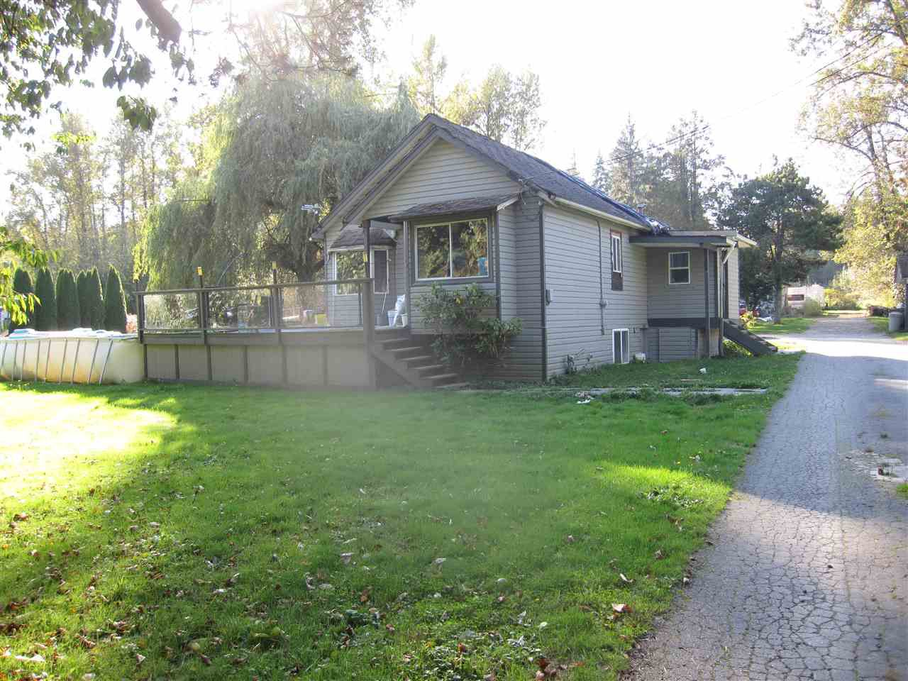 Main Photo: 12317 252 Street in Maple Ridge: Websters Corners House for sale : MLS®# R2313625