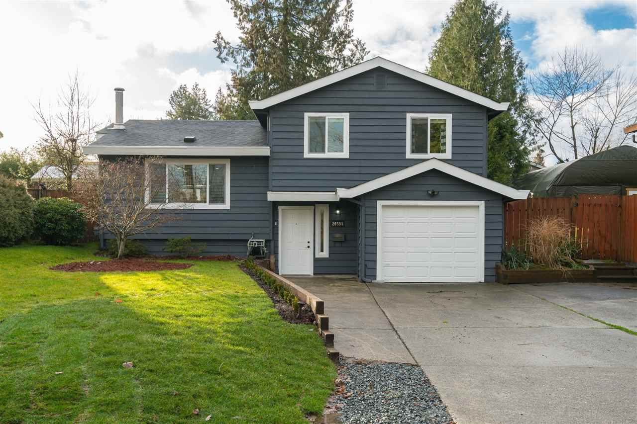 Main Photo: 26554 33 Avenue in Langley: Aldergrove Langley House for sale : MLS®# R2330595
