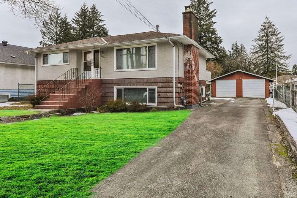 Main Photo: 3587 OXFORD Street in Port Coquitlam: Glenwood PQ House for sale : MLS®# R2344246