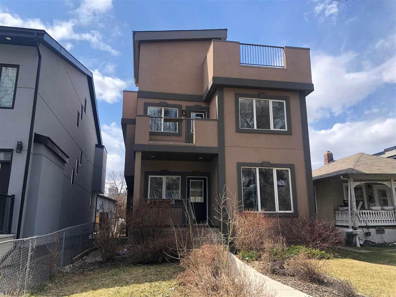 Main Photo: 10228 88 Street in Edmonton: Zone 13 House for sale : MLS®# E4149272