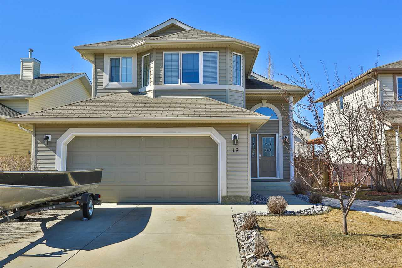 Main Photo: 19 Hilldowns Drive Drive: Spruce Grove House for sale : MLS®# E4151042