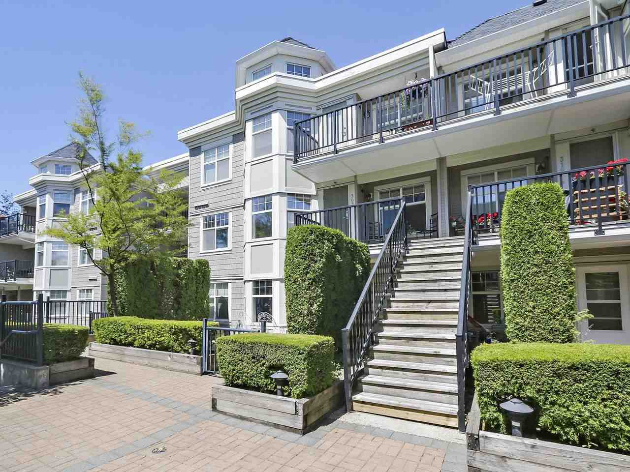 """Main Photo: 309 7038 21ST Avenue in Burnaby: Highgate Condo for sale in """"ASHBURY"""" (Burnaby South)  : MLS®# R2380437"""