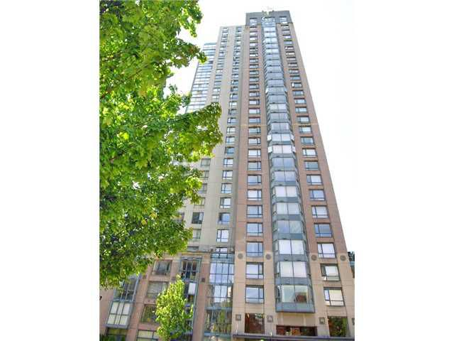 "Main Photo: 2006 388 DRAKE Street in Vancouver: Downtown VW Condo for sale in ""GOVERNOR'S TOWER"" (Vancouver West)  : MLS®# V882410"