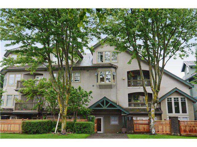 Main Photo: # 303 1989 W 1ST AV in Vancouver: Kitsilano Condo for sale (Vancouver West)  : MLS®# V1009821