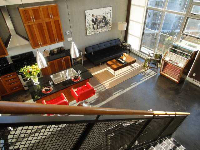 """Main Photo: PH605 2635 PRINCE EDWARD Street in Vancouver: Mount Pleasant VE Condo for sale in """"SOMA LOFTS"""" (Vancouver East)  : MLS®# V1033339"""