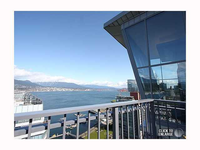 Main Photo: # 1905 1205 W HASTINGS ST in Vancouver: Coal Harbour Condo for sale (Vancouver West)  : MLS®# V815586