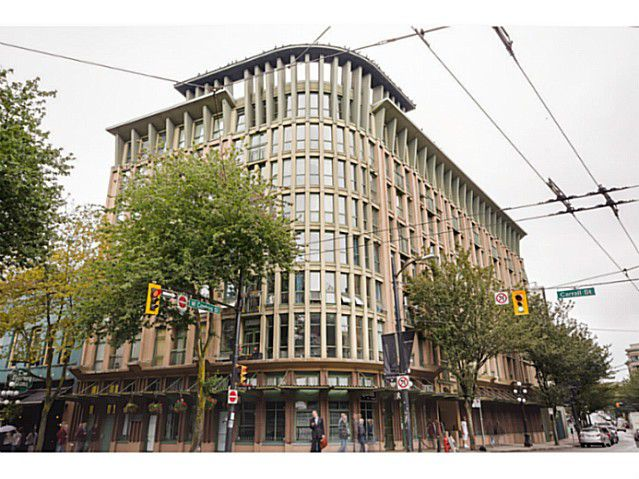 Main Photo: 407 1 E CORDOVA Street in Vancouver: Downtown VE Condo for sale (Vancouver East)  : MLS®# V1086098