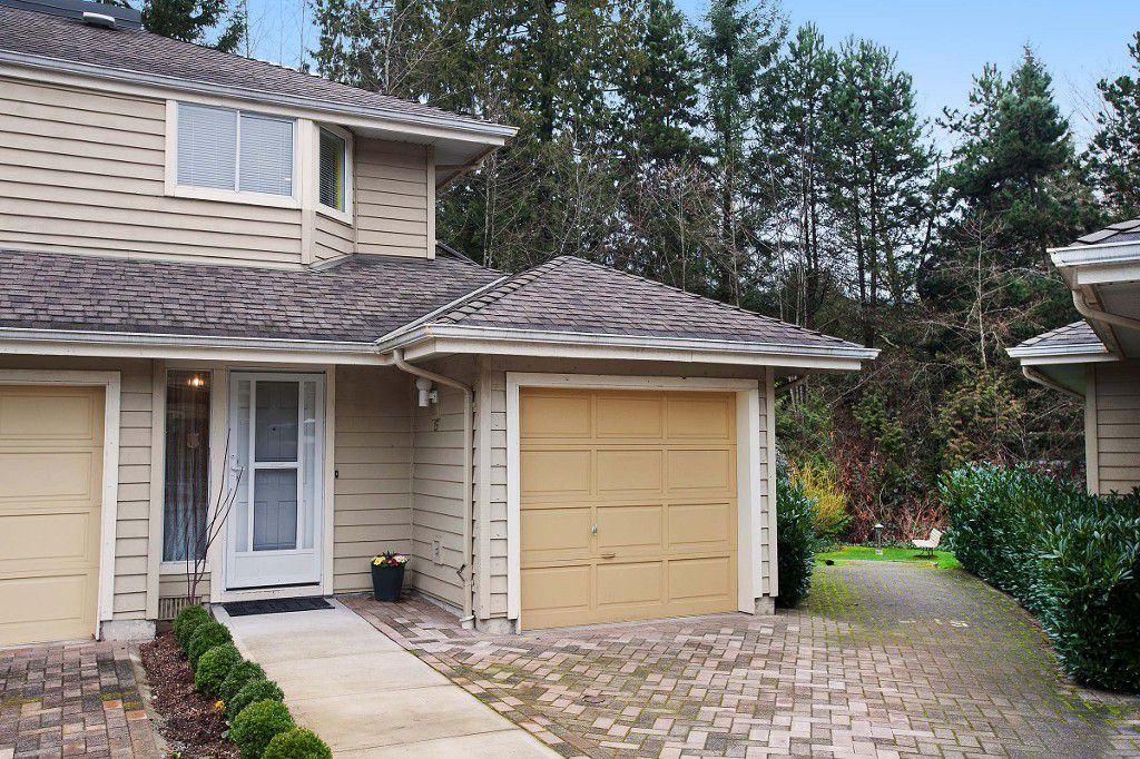 "Main Photo: 15 3634 GARIBALDI Drive in North Vancouver: Roche Point Townhouse for sale in ""BROOKSIDE"" : MLS®# V1106643"
