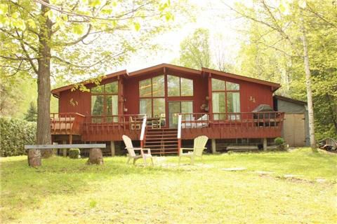 Main Photo: 11 Duncan Drive in Kawartha Lakes: Rural Eldon House (Bungalow-Raised) for sale : MLS®# X3201322