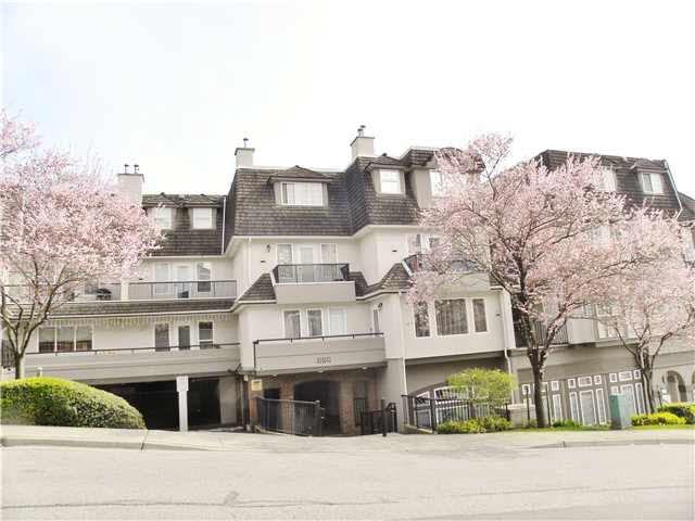 "Main Photo: 6 205 LEBLEU Street in Coquitlam: Maillardville Townhouse for sale in ""PLACE LEBLEU"" : MLS®# V1134302"