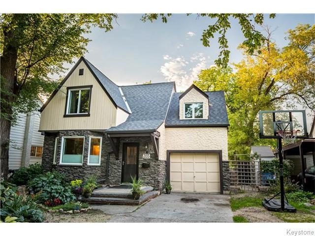 Main Photo: 355 Kingston Crescent in WINNIPEG: St Vital Residential for sale (South East Winnipeg)  : MLS®# 1529847