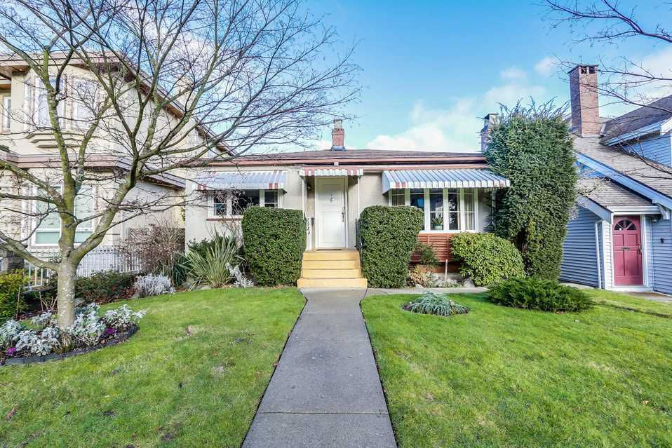Main Photo: 2923 W 23RD Avenue in Vancouver: Arbutus House for sale (Vancouver West)  : MLS®# R2022655