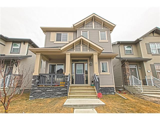 Main Photo: 19 SKYVIEW POINT Road NE in Calgary: Skyview Ranch House for sale : MLS®# C4053152