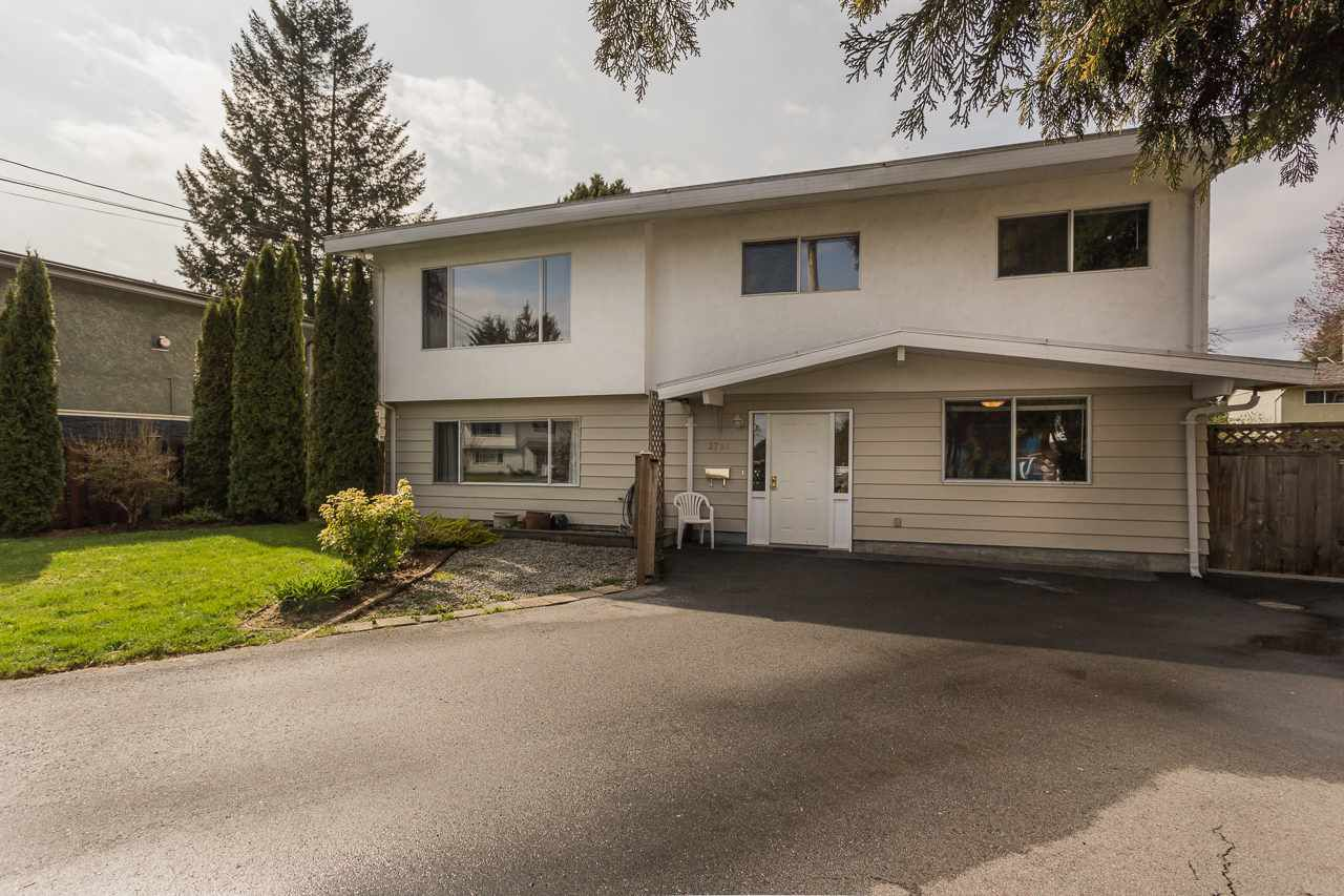 Main Photo: 3765 INVERNESS Street in Port Coquitlam: Lincoln Park PQ House for sale : MLS®# R2048274