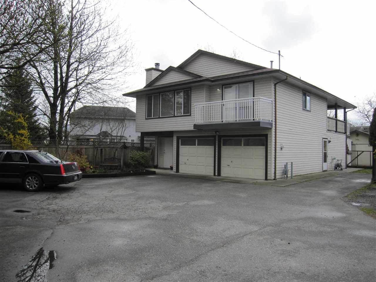 Main Photo: 23444 DEWDNEY TRUNK Road in Maple Ridge: Cottonwood MR House for sale : MLS®# R2048819