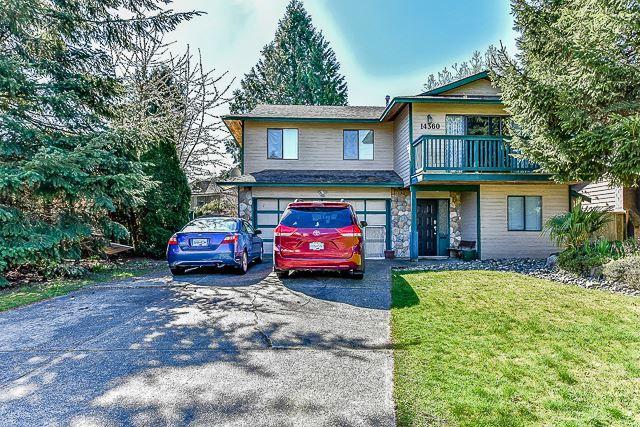 Main Photo: 14360 18 Avenue in Surrey: Sunnyside Park Surrey House for sale (South Surrey White Rock)  : MLS®# R2050082