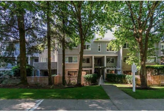 "Main Photo: 3374 MARQUETTE Crescent in Vancouver: Champlain Heights Townhouse for sale in ""CHAMPLAIN RIDGE"" (Vancouver East)  : MLS®# R2134890"