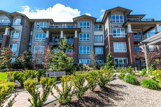 """Main Photo: 307 15188 29A Avenue in Surrey: King George Corridor Condo for sale in """"South Point Walk"""" (South Surrey White Rock)  : MLS®# R2156584"""