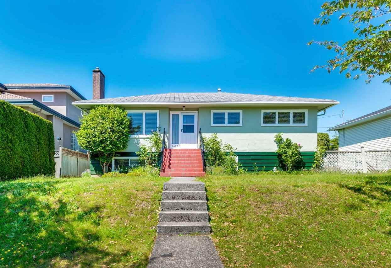 Main Photo: 6467 SUMAS Street in Burnaby: Parkcrest House for sale (Burnaby North)  : MLS®# R2173670