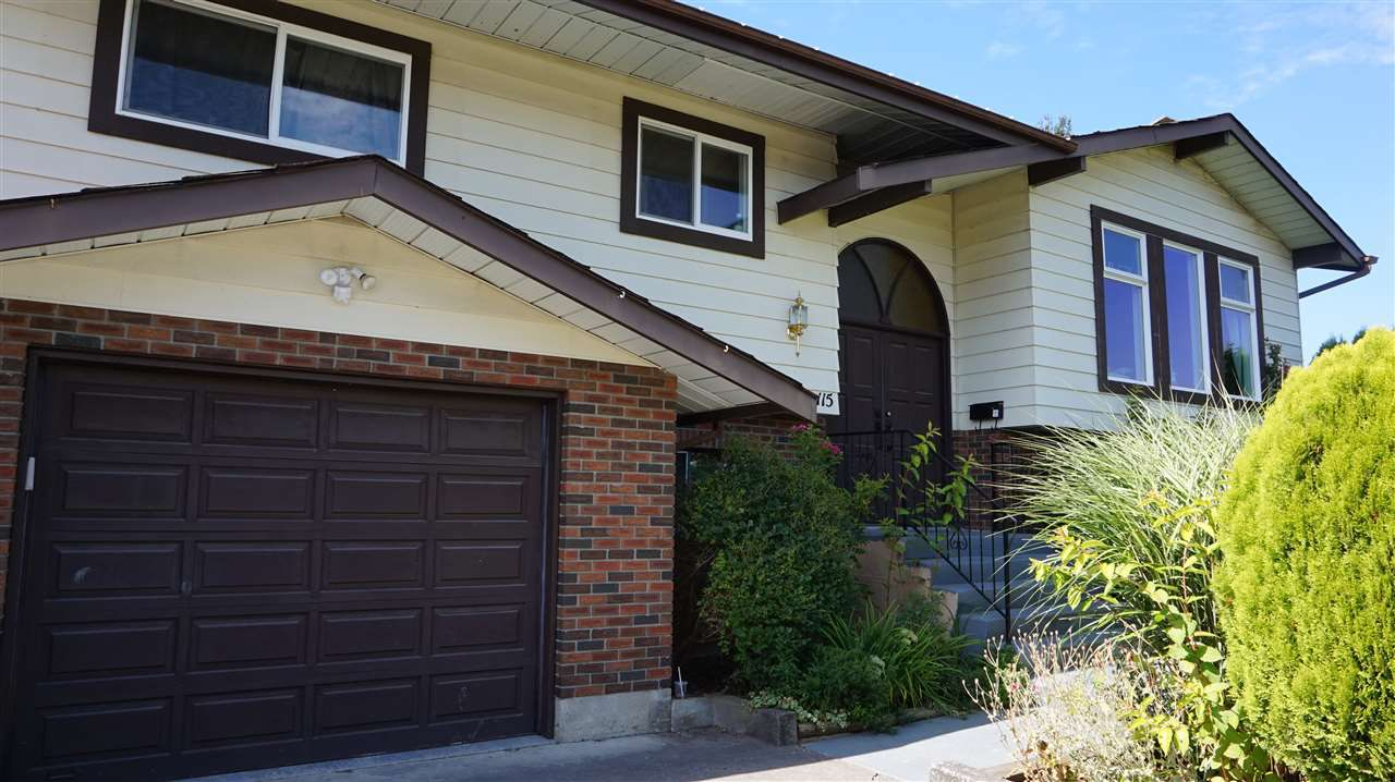 Main Photo: 9115 MAVIS Street in Chilliwack: Chilliwack W Young-Well House for sale : MLS®# R2198032