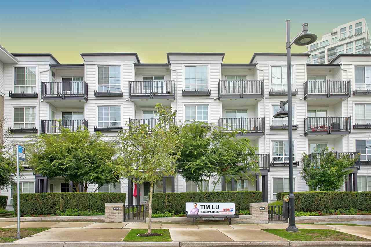 """Main Photo: 118 608 COMO LAKE Avenue in Coquitlam: Coquitlam West Condo for sale in """"GEORGIA"""" : MLS®# R2298553"""