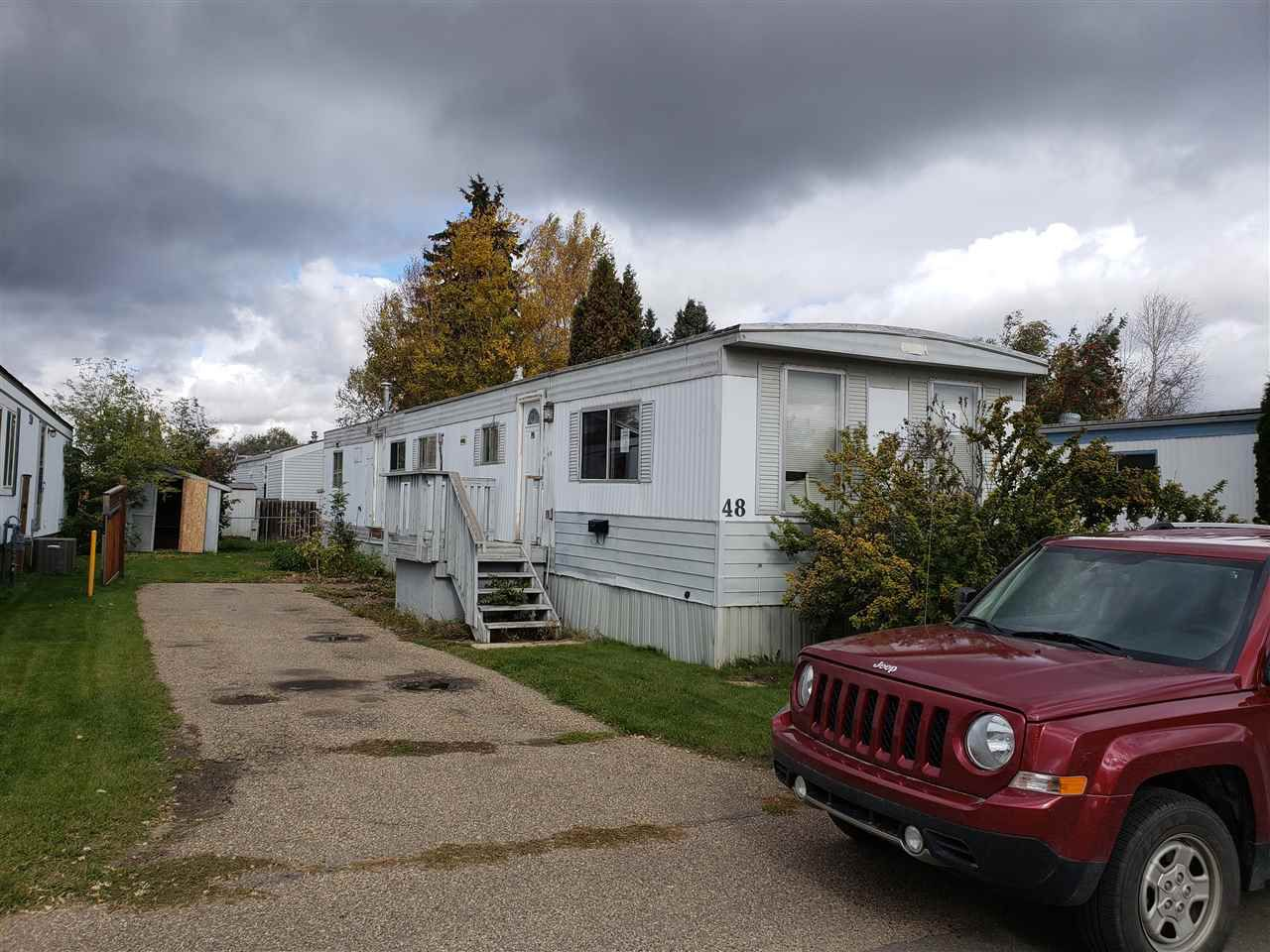 Main Photo: 48 winterburn in Edmonton: Zone 59 Mobile for sale : MLS®# E4131286