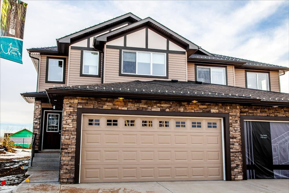 Main Photo: 15145 14 Street in Edmonton: Zone 35 House Duplex for sale : MLS®# E4135742