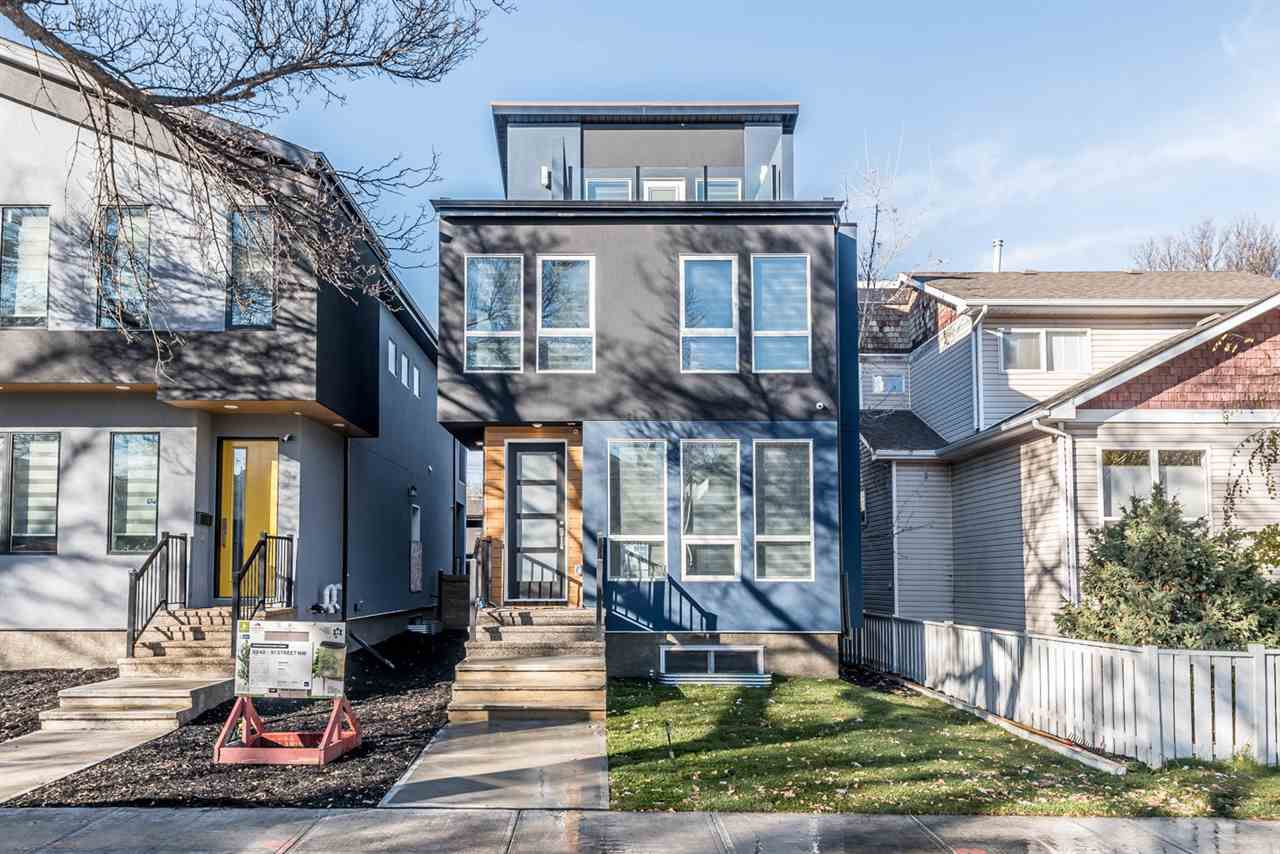 Main Photo: 8848 91 Street in Edmonton: Zone 18 House for sale : MLS®# E4137620