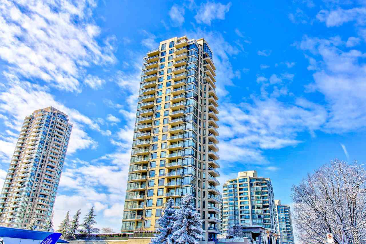 """Main Photo: 1901 4250 DAWSON Street in Burnaby: Brentwood Park Condo for sale in """"OMA 2"""" (Burnaby North)  : MLS®# R2342058"""