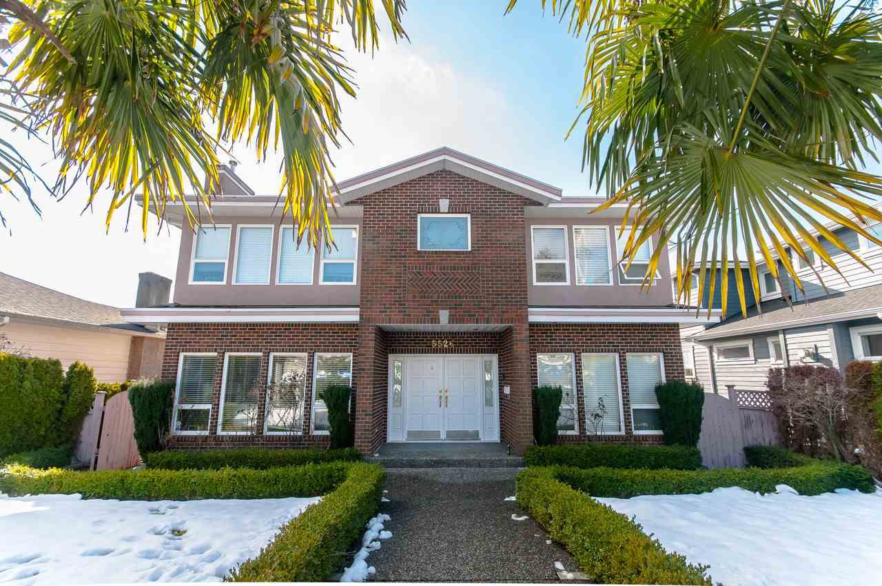 Main Photo: 5526 MCKEE Street in Burnaby: South Slope House for sale (Burnaby South)  : MLS®# R2342478