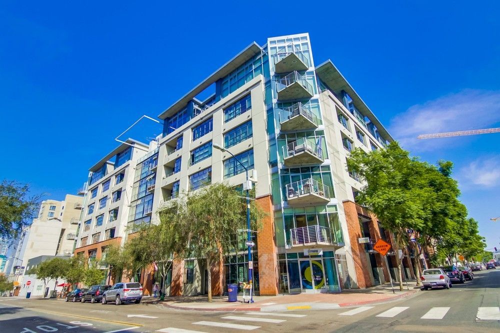 Main Photo: DOWNTOWN Condo for sale : 1 bedrooms : 1050 Island Ave #509 in San Diego