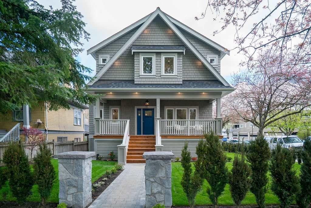 Main Photo: 497 E 10 Avenue in Vancouver: Mount Pleasant VE House 1/2 Duplex for sale (Vancouver East)  : MLS®# R2360007