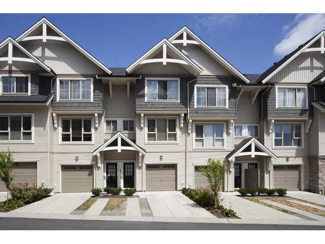 """Main Photo: 54 1370 PURCELL Drive in Coquitlam: Westwood Plateau Townhouse for sale in """"WHITE TAIL LANE"""" : MLS®# V903344"""