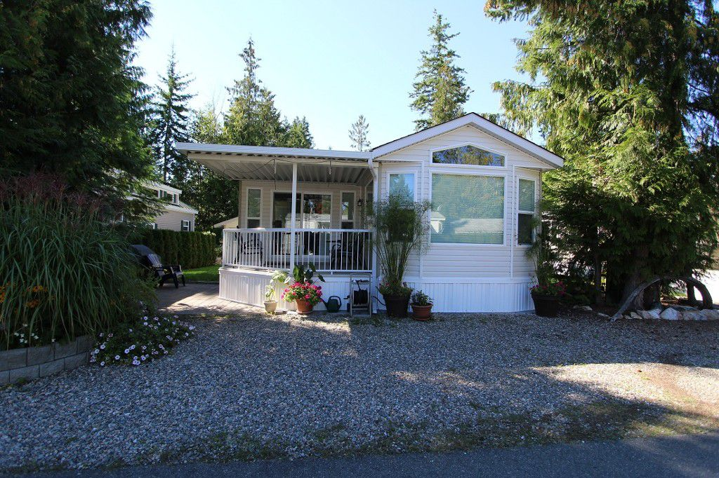 Main Photo: 370 3980 Squilax Anglemont Road in Scotch Creek: House for sale