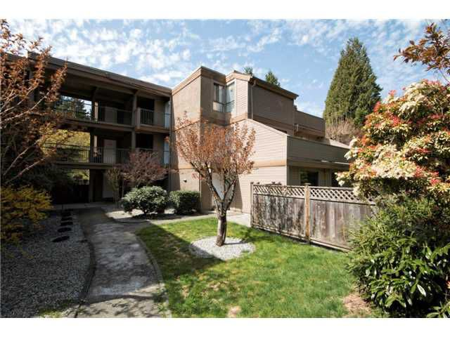 """Main Photo: 103 9134 CAPELLA Drive in Burnaby: Simon Fraser Hills Townhouse for sale in """"MOUNTAINWOOD"""" (Burnaby North)  : MLS®# V1058001"""