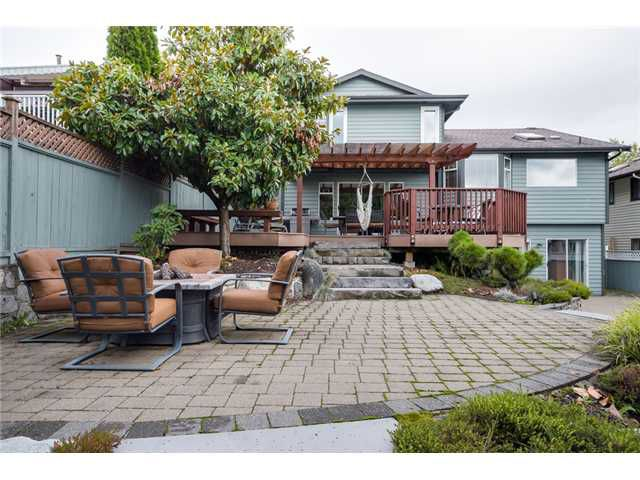 """Main Photo: 685 WILDING Place in North Vancouver: Tempe House for sale in """"TEMPE"""" : MLS®# V1087335"""